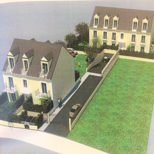 Offres de vente Rez de jardin Montsoult 95560