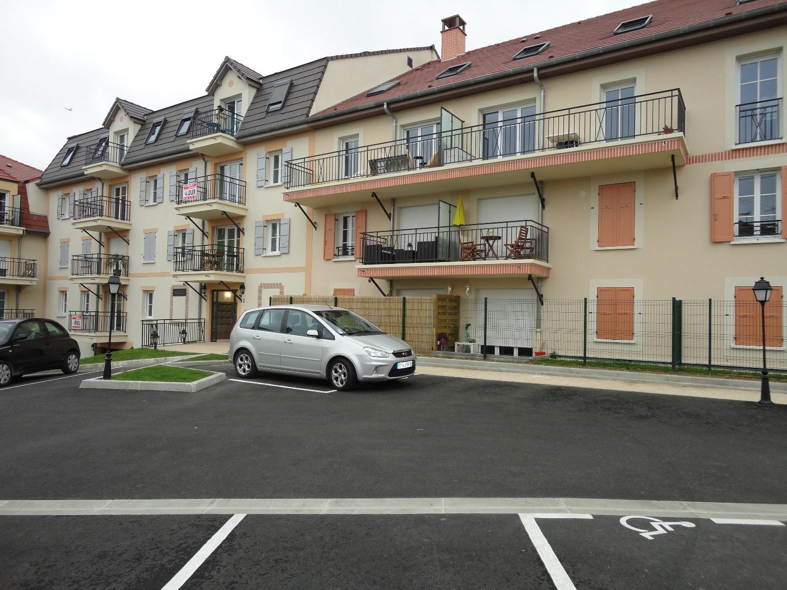 Offres de location Appartement Moisselles 95570